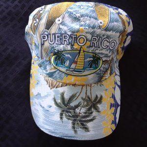 NWT-Hat-Cap-Puerto Rico